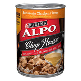 Purina ALPO Chop House in Gourmet Gravy Adult Wet Dog Food