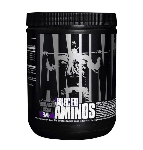 Animal Juiced Aminos - 6g BCAA/EAA Matrix Plus 4g Amino Acid Blend for Recovery and Improved Performance  - 30 Servings