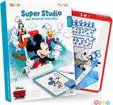 Osmo -Super Studio Disney Character Game - Ages 5-11 - Learn to Draw your Favorite Disney Character