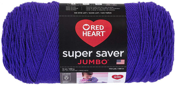 Red Heart Super Saver Jumbo E302C