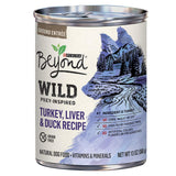 Purina Beyond Wild Grain Free, Natural, High Protein Adult Dog Food
