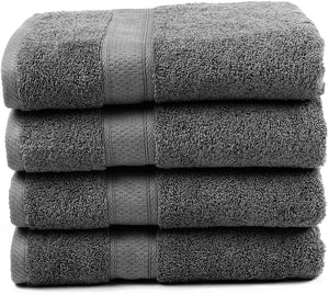Ariv Collection Premium Bamboo Cotton Bath Towels