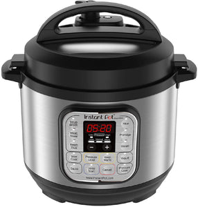 Instant Pot Duo 6 Qt 7-in-1 Multi-Use Programmable Pressure