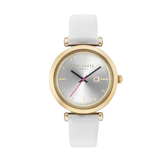Ted Baker Leather Strap Ladies Watch