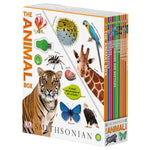Smithsonian Animal: 10 Book Box Set with Flash Drive