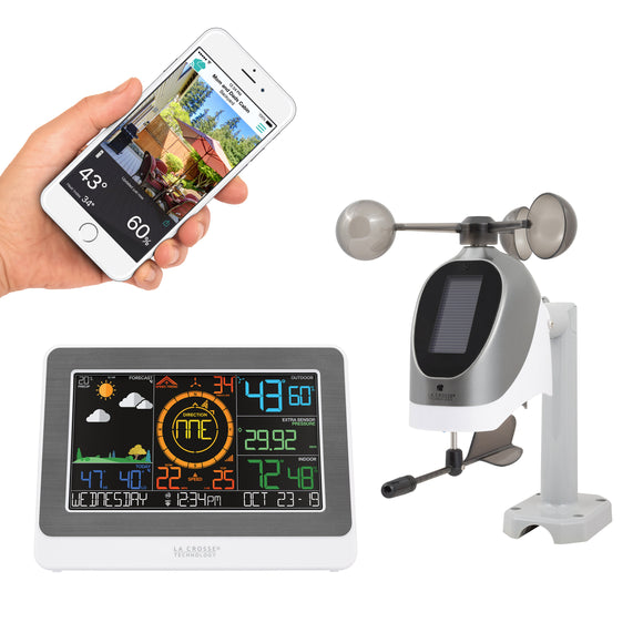 La Crosse Technology Wifi Wind and Weather Station