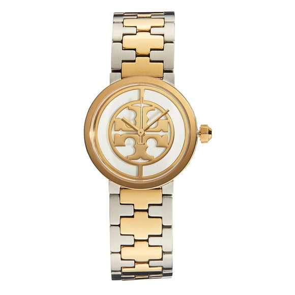 Tory Burch Two-Tone Stainless Steel Ladies Watch