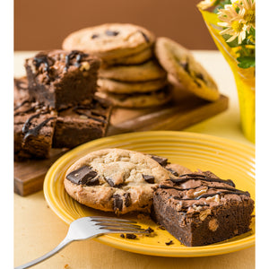 David's Cookies Brownie and Cookie Combo Pack