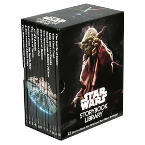 Star Wars Storybook Library: 12 Book Box Set