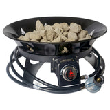 Outland Firebowl Cypress Outdoor Firepit