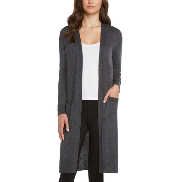 Matty M Ladies' Duster Cardigan