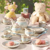 Fitz & Floyd Toulouse Children's Tea Set