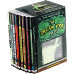 The Origami Yoda Files: 8 Book Box Set by Tom Angleberger