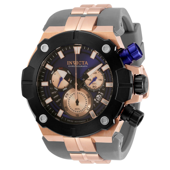 Invicta Sea Hunter Rose Gold-Tone Men's Watch