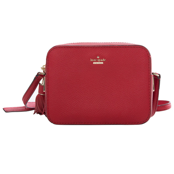 Kate Spade Arla Kingston Drive Bag, Red
