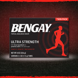 Ultra Strength BENGAY Pain Relieving Cream, 8 Ounces