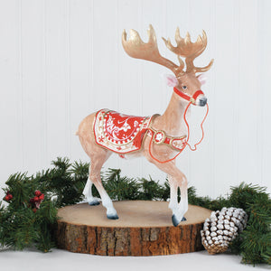 Fitz and Floyd Town & Country Deer Figurine