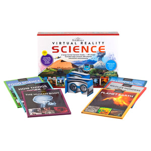 Encyclopedia Britannica: Virtual Reality Science 6 Book Interactive Library