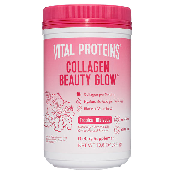 Vital Proteins Collagen Beauty Glow, 10.8 oz