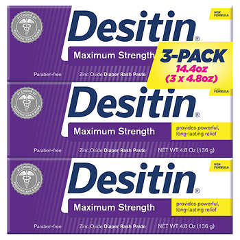 Desitin Maximum Strength, 14.4 Ounces
