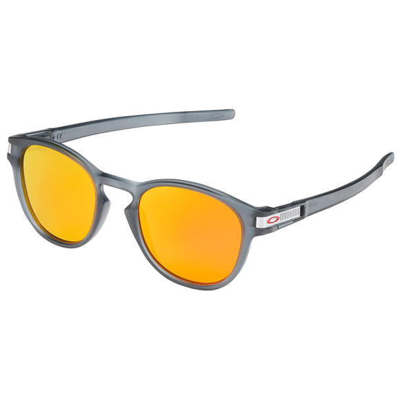 Oakley Latch Prizm 9265 Grid Crystal Sunglasses