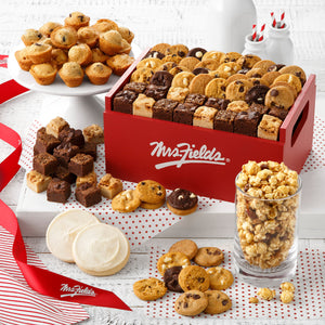 Mrs. Fields Cookies Deluxe Crate