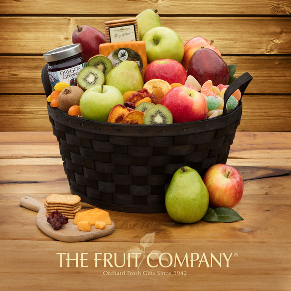 The Fruit Company Columbia River Favorites Gift Basket