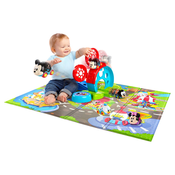 Disney Mickey & Friends Go Grippers Play Set & Mat