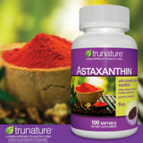 trunature Astaxanthin 6 mg., 100 Softgels