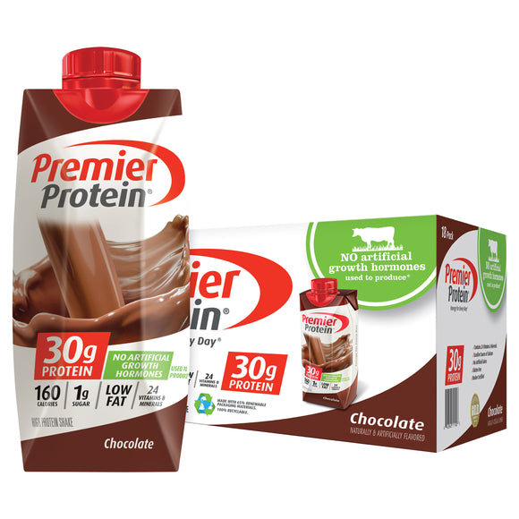 Premier Protein Shakes 11 fl. oz., 18-pack