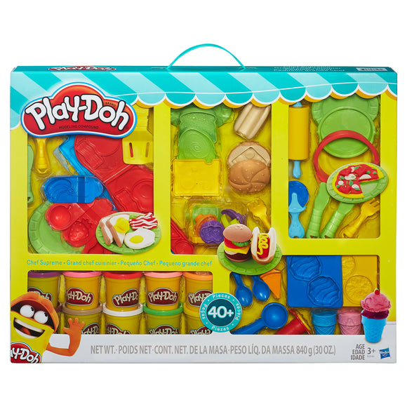 Play-Doh Chef Supreme Set