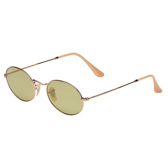 Ray-Ban RB3547N Copper Oval Evolve Sunglasses