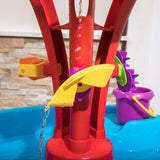 Step 2 Seaside Showers Water Table with Accessories