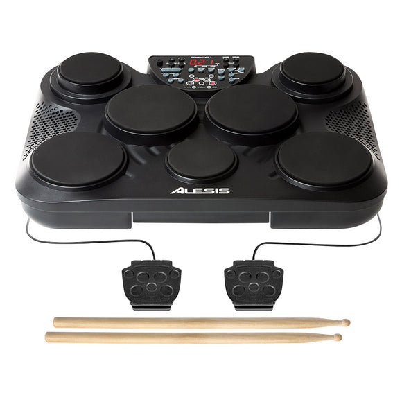 Alesis Compact 7-pad Portable Drum Kit