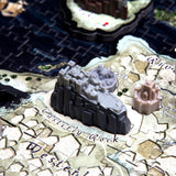 Game of Thrones Westeros 3D Puzzle