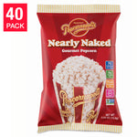 Popcornopolis Nearly Naked Popcorn 0.55 oz, 40-pack