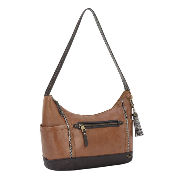 The Sak Multi Pocket Kendra Leather Hobo Bag