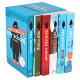 The Highly Classified Spy School Collection: 6 Book Box Set by Stuart Gibbs