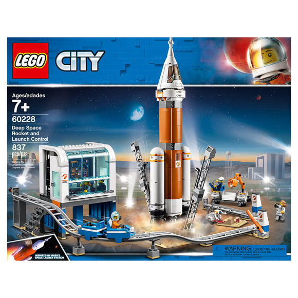 LEGO City Deep Space