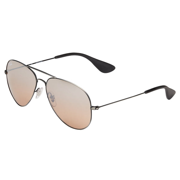 Ray-Ban RB3558 Matte Black Sunglasses