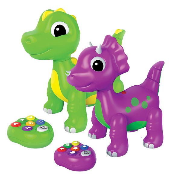 The Learning Journey: Dancing Dinos Set