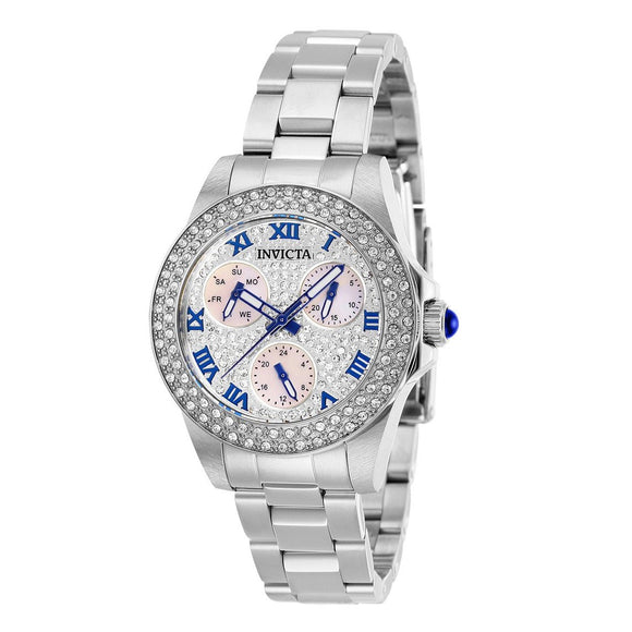 Invicta Angel Stainless Steel Ladies Watch