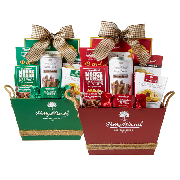 Harry & David Gourmet Basket 2-count