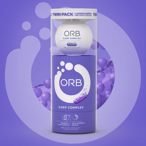 ORB Sleep Complex, 120 Liquid Capsules