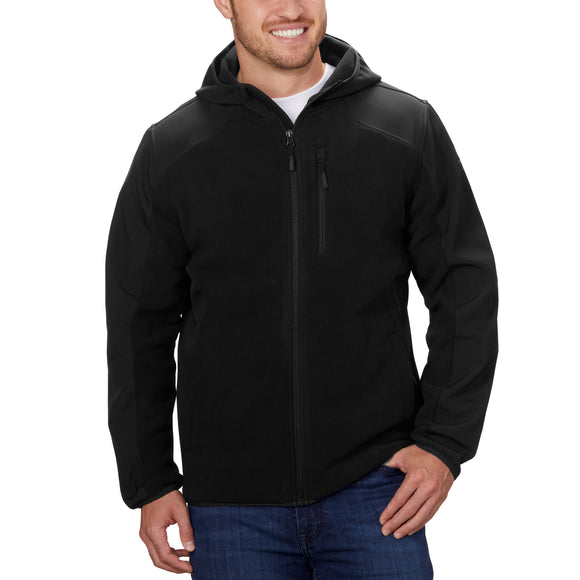 Reebok Men's Hybrid Softshell Jacket