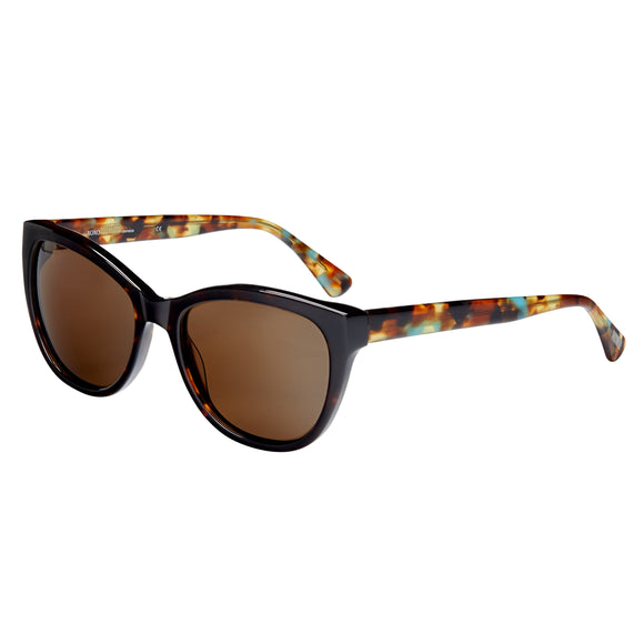 XOXO Jamaica Tortoise Polarized Sunglasses