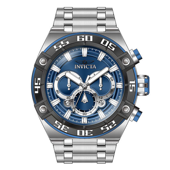 Invicta Coalition Forces Stainless Steel Chronograph Men's Watch