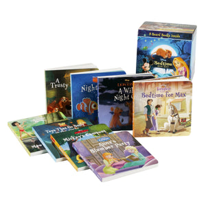 Disney Bedtime: 8 Board Book Box Set