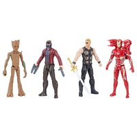 "Marvel Avengers Infinity War Titan Hero 12"" Figure 4-pack - Set 2"