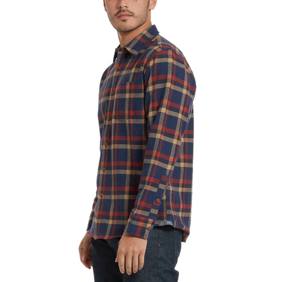 Grayers Heritage Men's Flannel Shirt